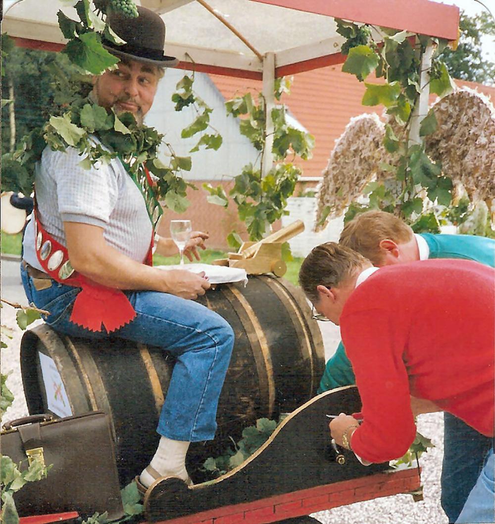 Fuglekonge 1993  – Karl Kristian Kubiak