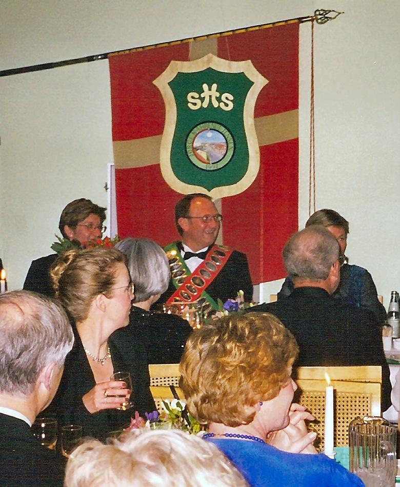 Fuglekonge 1997 – Jørgen Ahrend-Jensen