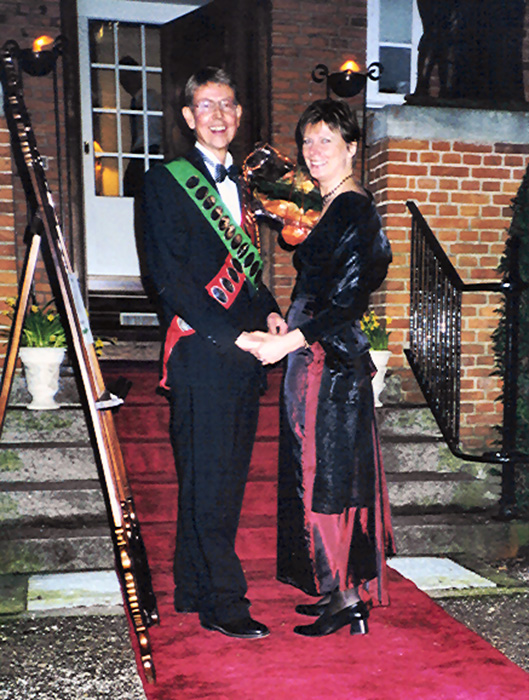 Fuglekonge 1999 – Jørgen Prange