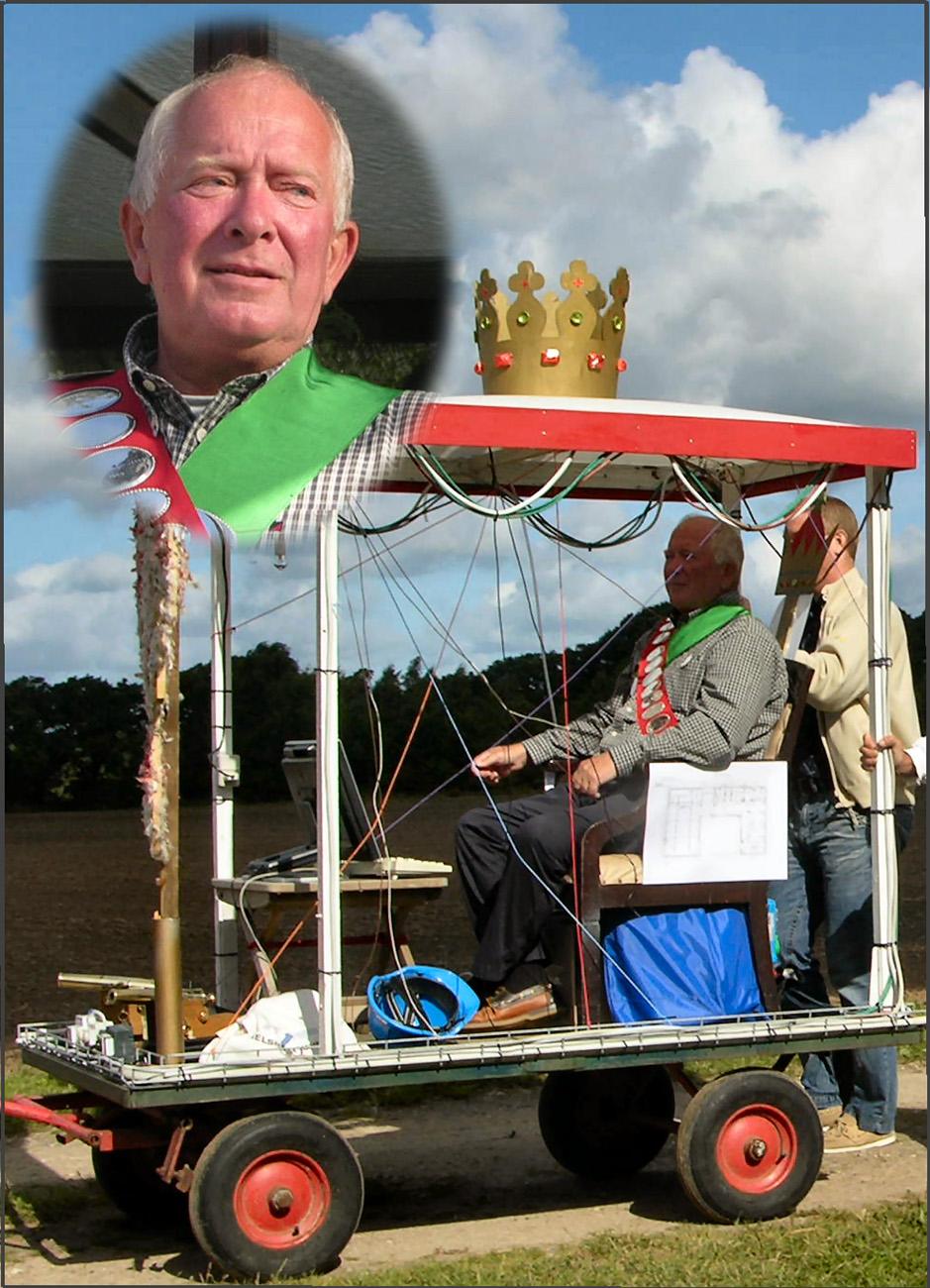 Fuglekonge 2004 – Bjarne Drewsen