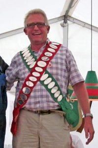 Fuglekonge 2012 – Peter Anderskou